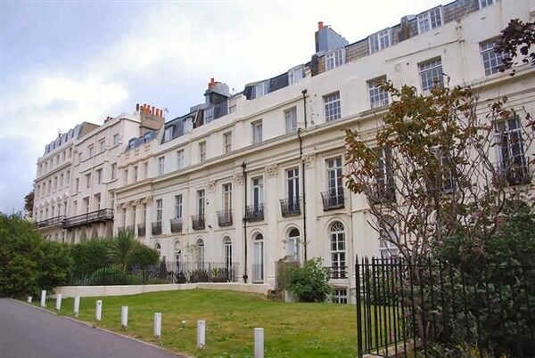 Sillwood Mansions, Sillwood Place, Brighton, East Sussex