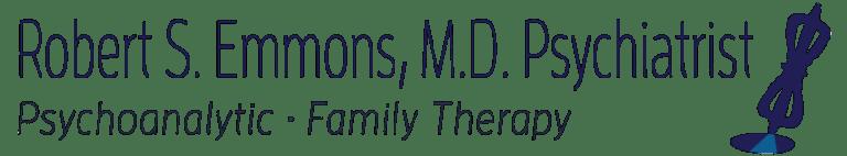 Robert S Emmons M.D. Logo