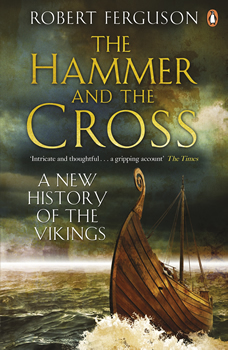 Book cover of The Hammer and the Cross by Robert Ferguson