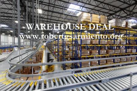warehouse 10 pr