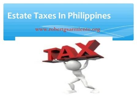 estate tax 2 pr