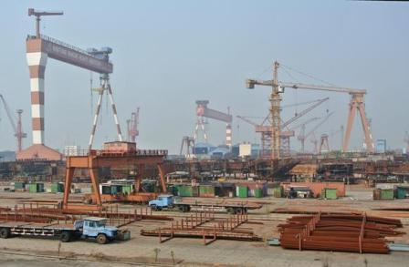 China dockyard r
