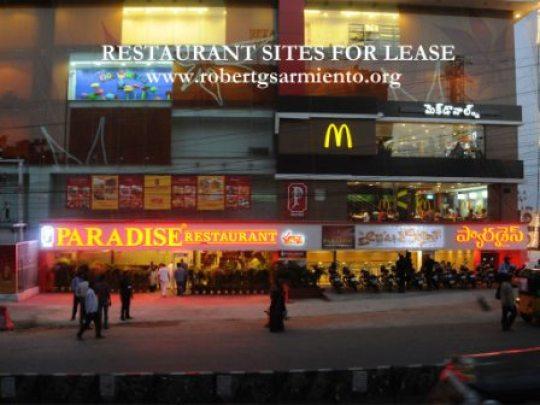 restaurant site pr