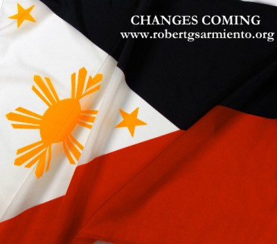 Philippine flag --- Image by © Jim Barber/Corbis