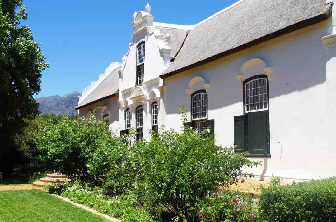 The Best Wine Farms in South Africa's Western Cape   Robert Nienaber