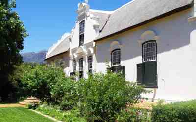 The Best Wine Farms In South Africa's Western Cape