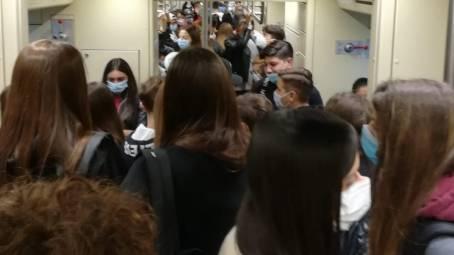 Metro Napoli, 8 ottobre 2020