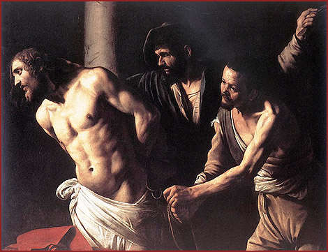 Caravaggio - Christ at Column