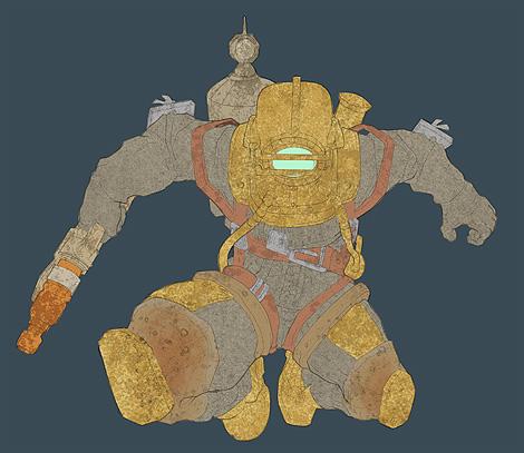 Photoshop Tutorial Bioshock Videogame Digital Painting The Art of