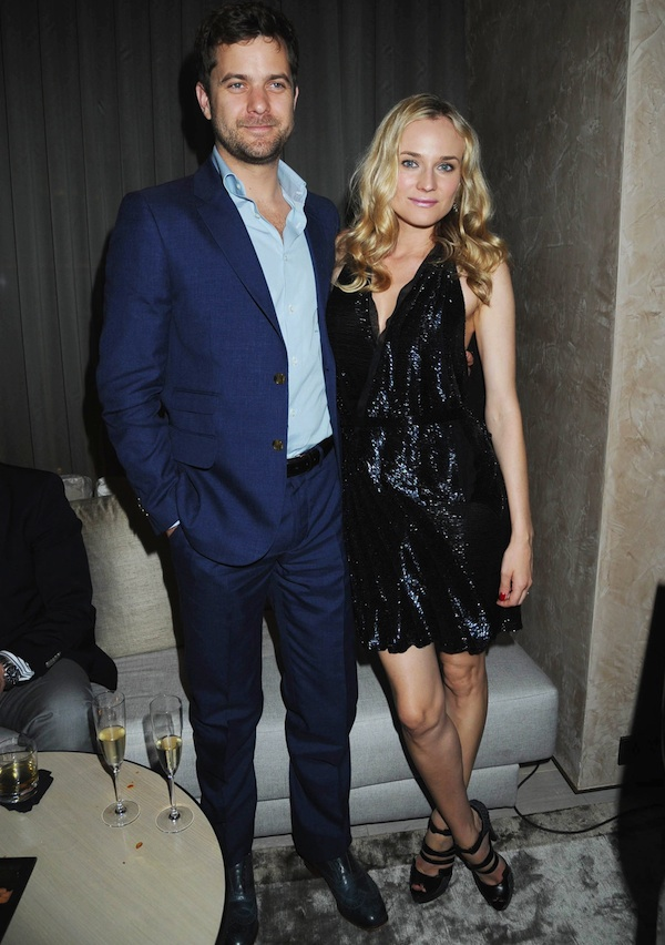 Diane Kruger chose to wear a Roberto Cavalli dress to attend the opening event of the Ian Schrager Edition Hotel, held Wednesday May 4th 2011 in Istanbul,Turkey.