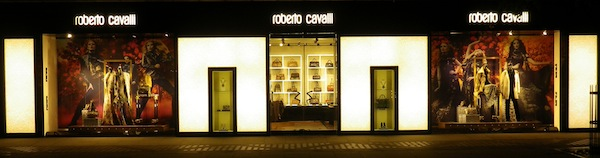Roberto Cavalli Flagship Store London