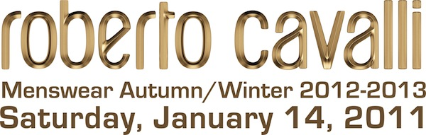 Roberto Cavalli Menswear Autumn/Winter 2012-2013 Fashion Show