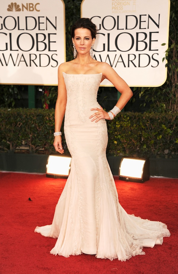 Kate Beckinsale in Roberto Cavalli - 69th Golden Globe Awards