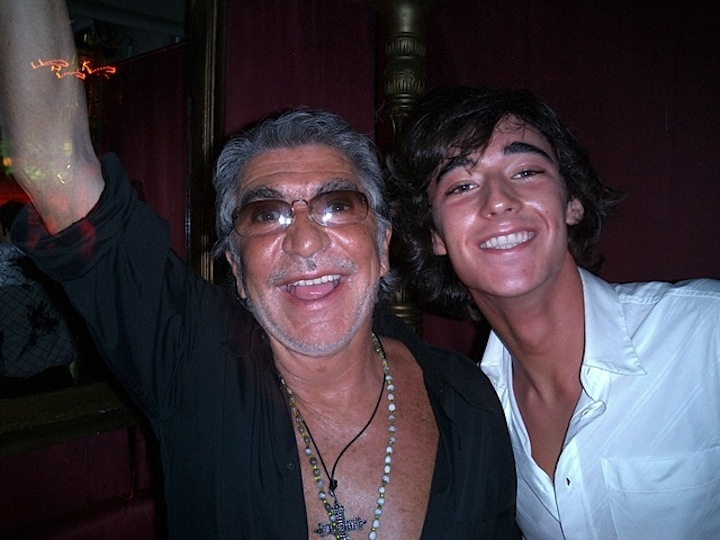 Roberto and Daniele Cavalli