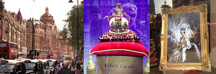 Queen Elizabeth jubilee - Roberto Cavalli
