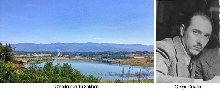 Giorgio Cavalli - Castelnuovo dei Sabbioni