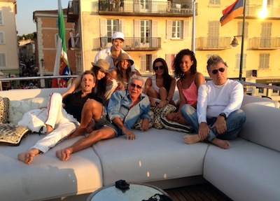 Saint Tropez - group photo
