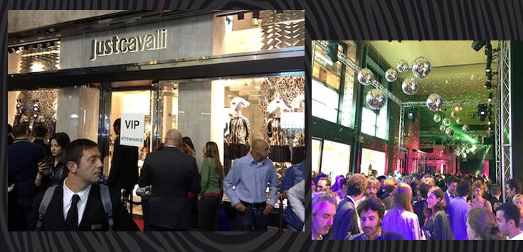 Just Cavalli Boutique Milano