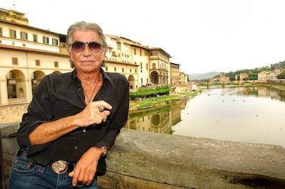 Roberto Cavalli on Ponte Vecchio