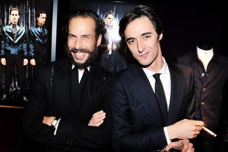 Alex Postiglione, Daniele Cavalli