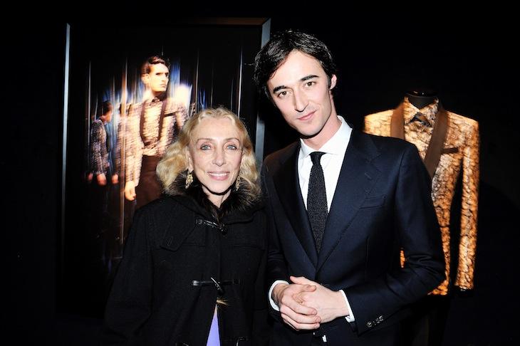 Franca Sozzani, Daniele Cavalli