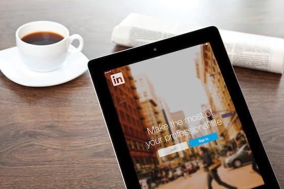 O Linkedin foi apontado como o melhor parceiro para o aumento de receitas no mercado B2B