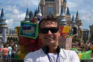 Arnaldo na Disney