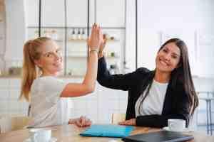 clientes felizes parceria escritorio de contabilidade