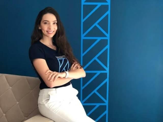 Luana Menegat, CEO da Razonet