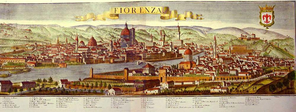Roberto Esposito - Firenze antica avvisata