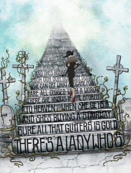 Roberto Esposito - Stairway to heaven