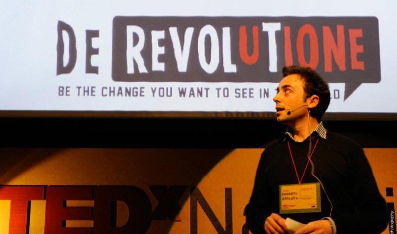Roberto Esposito al TEDx