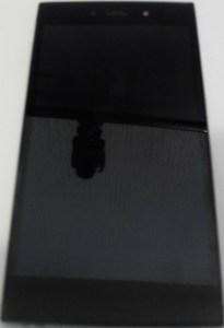 Vista pantalla principal del Lanix Ilium L1100.