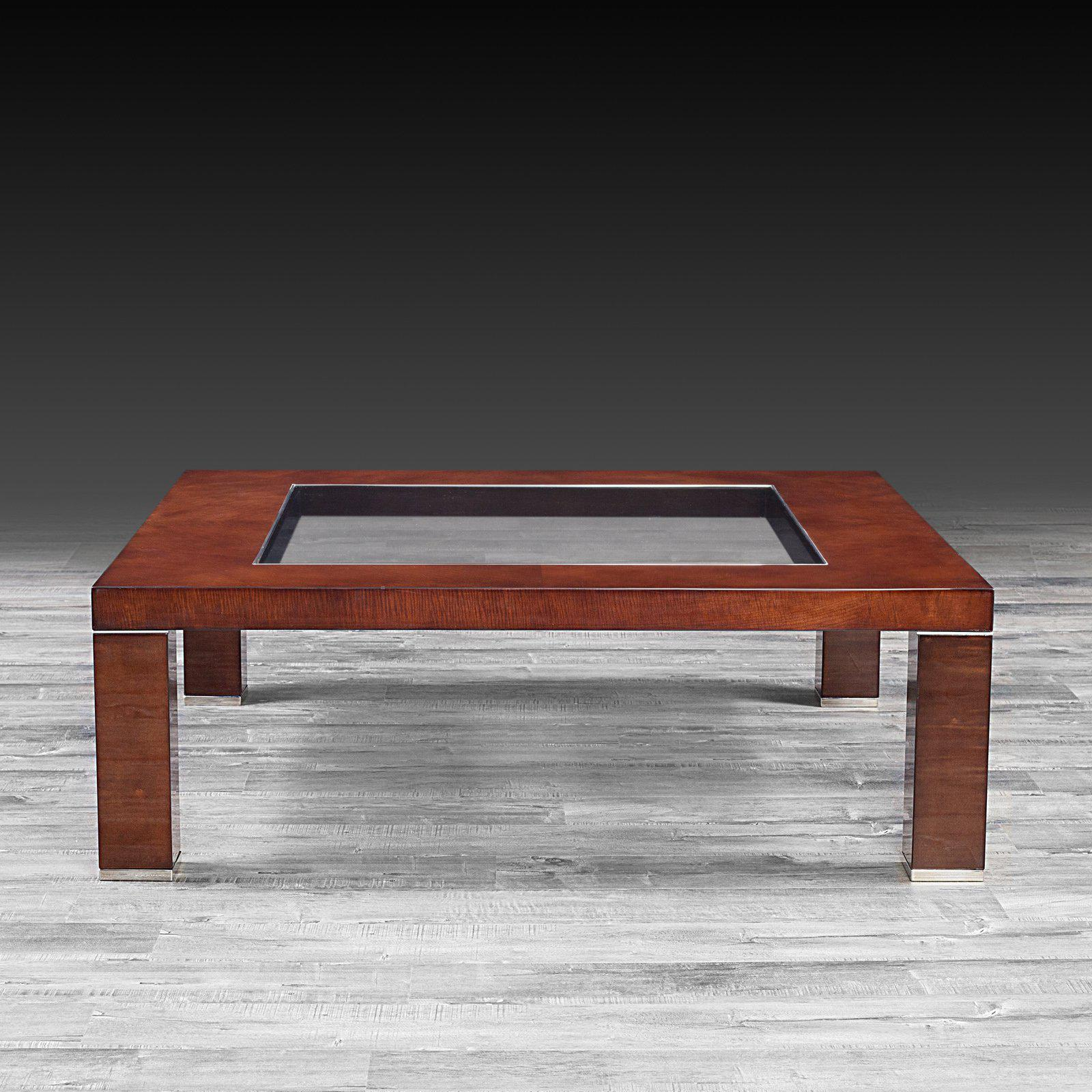 demeter square coffee table
