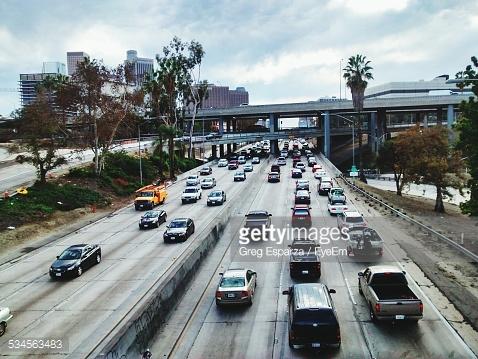 Tanto traffico, troppa distrazione