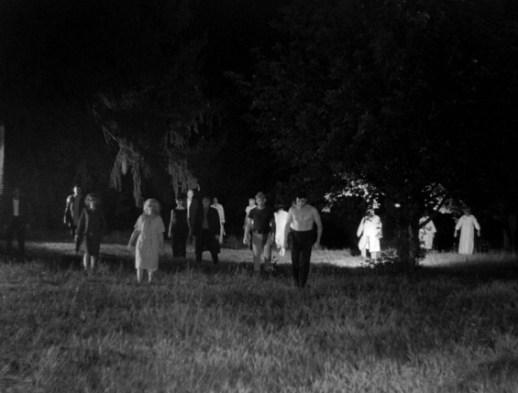 Commento al film: La notte dei morti viventi di George Andrew Romero, 1968