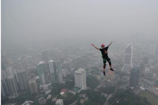 I giovani e i nuovi sport del rischio.