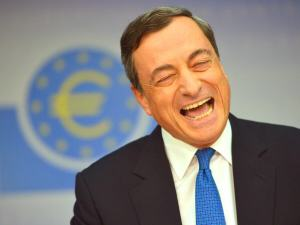 Quantitative Easing Mario Draghi
