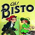 Single Coaster - Bisto,Robert Opie Collection
