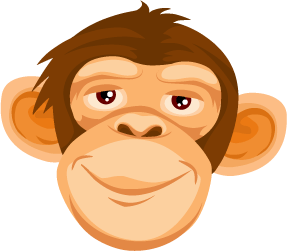 monkey-head