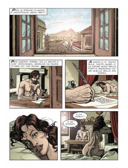 Uccidete Caravaggio Storie Bonelli 3