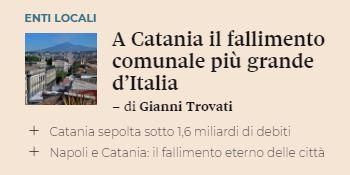 Catania fallita