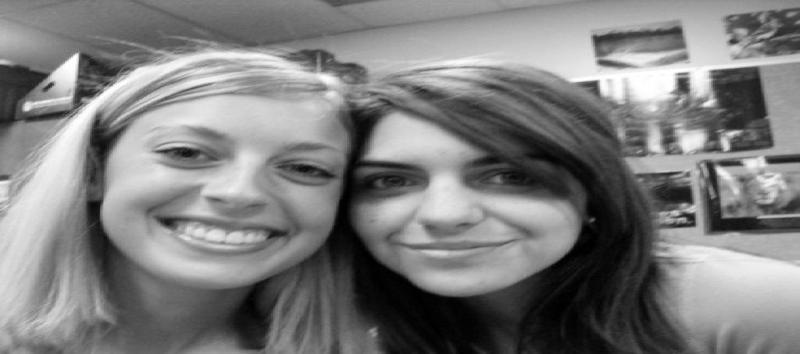 Friends 2008 1 bw