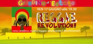 Giardino d'Estate 2011: REGGAE REVOLUTION!!