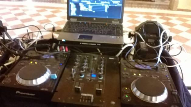 09-09-2017 – DJ Sorbara @ Wedding Party @ Ristorante la Cicala @ Noale