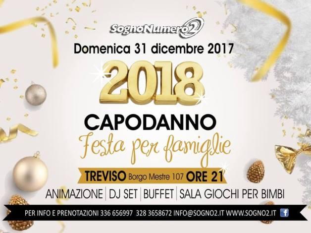 31-12-2017 – DJ Sorbara @ Capodanno Sogno2 – Treviso