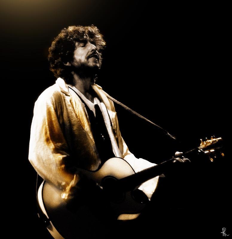 Bob Dylan 1987