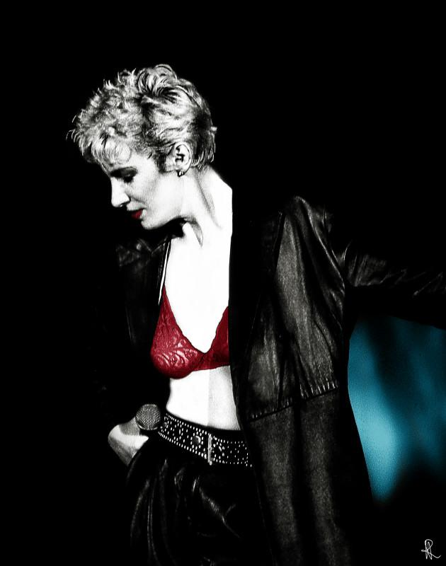 Annie Lennox 1986