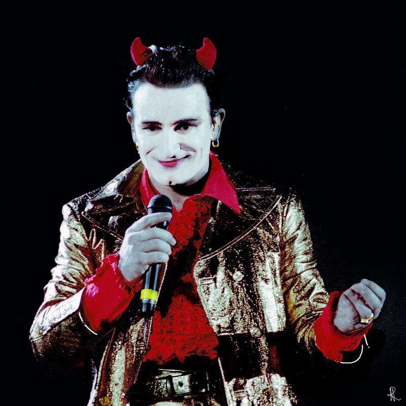 Bono - U2 1993