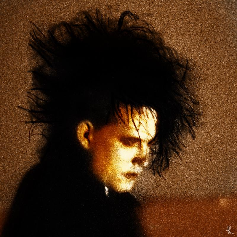 Robert Smith - The Cure 1985